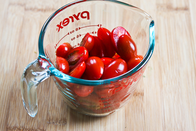 for Chopped Greek-Style Salad with Red, Yellow, and Orange Bell Pepper ...